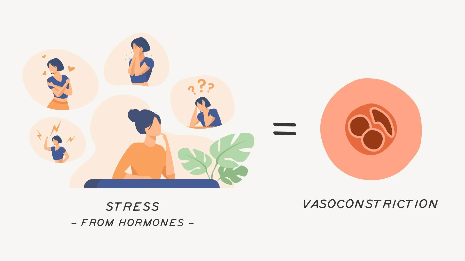 foods that cause vasoconstriction