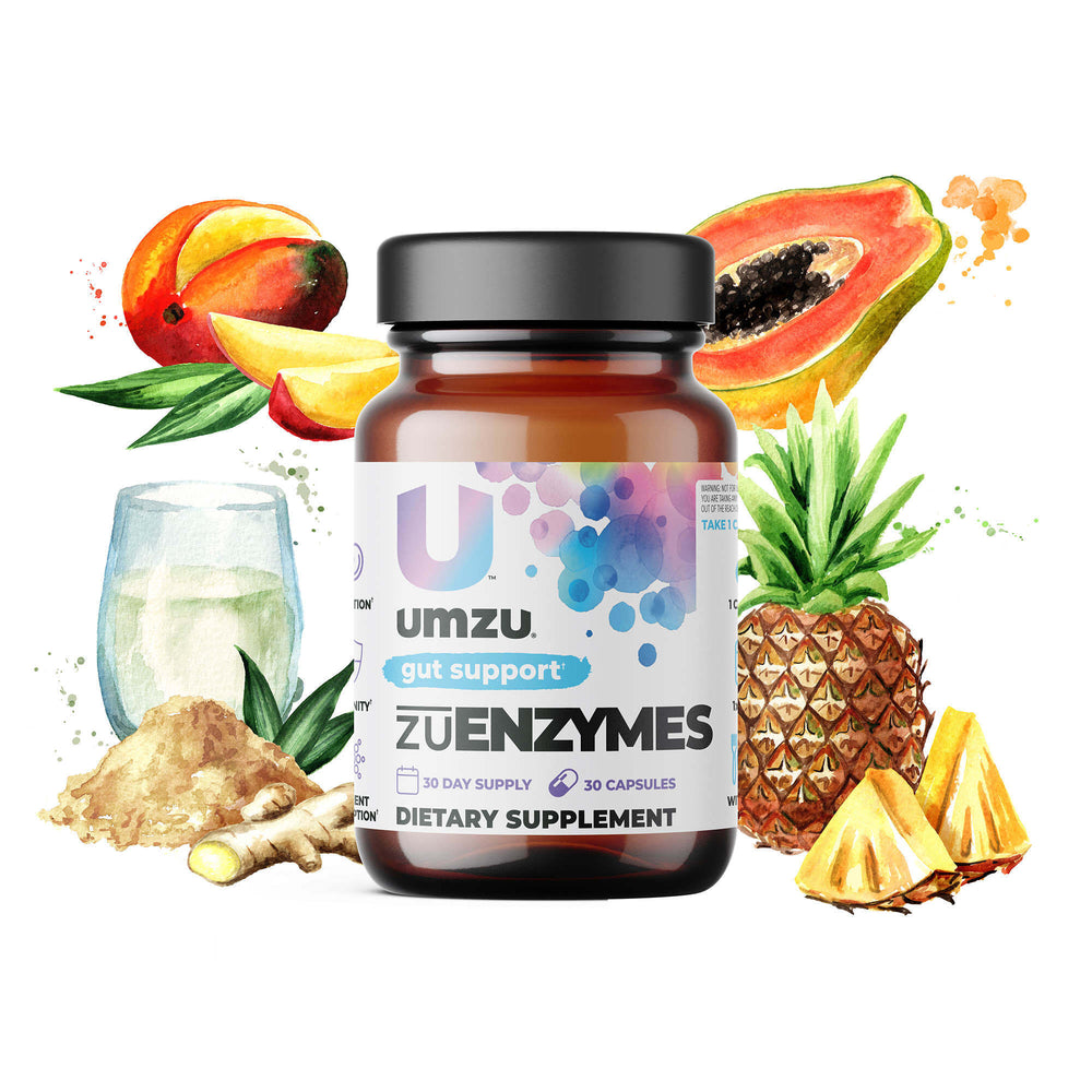 zuENZYMES: Digestive Enzymes